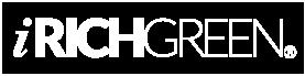 (주)아이리치그린 홈페이지 로고